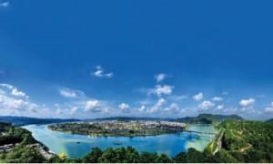 创建天府旅游名县,阆中用数字说话