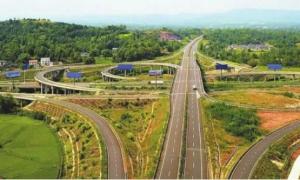 这条新高速将在南充这里设两个口子 名字已确定