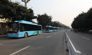 温馨提示:因阆中汽车站搬迁,8路、10 路公交车路线有变!
